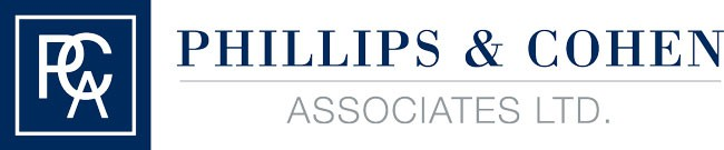 Phillips & Cohen Associates (International) Mobile Retina Logo